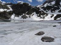 ces lacs (lac de la Sagne, lac de la Cornie, lac du Cos) sont très photogéniques, dur de choisir !