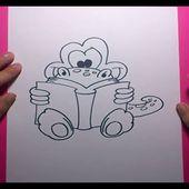 Como dibujar un dinosaurio paso a paso 8   How to draw a dinosaur 8