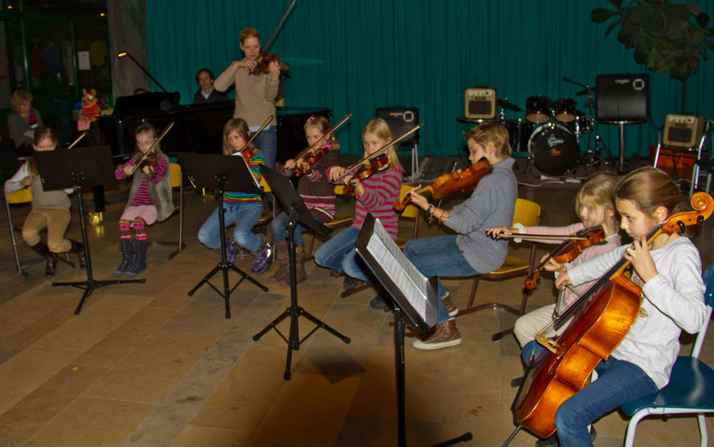 Album - Schülerweihnachtskonzert SMSV 2012