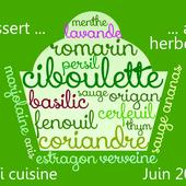 Défi Cuisine : Un dessert aux herbes
