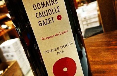 Dégustation Domaine Caujolle Gazet, Terrasses du Larzac