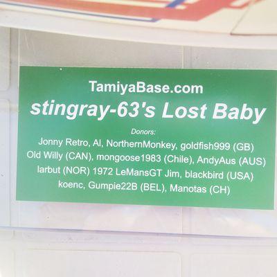 Le Tamiya Sand Scorcher cadeau TAMIYABASE