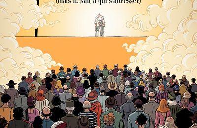Dieu n'a pas réponse à tout, tome 2 : Mais Il sait à qui s'adresser de Tonino Benacquista et Nicolas Barral