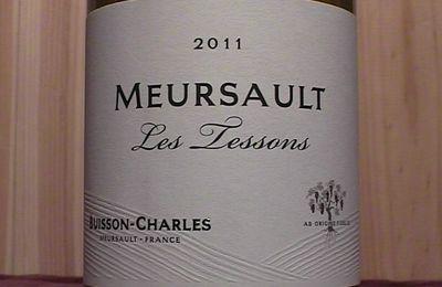 Meursault Les Tessons 2011