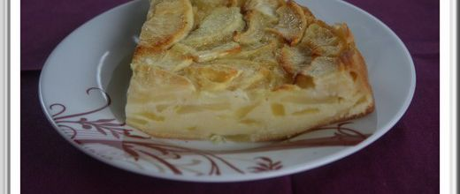 Invisible pommes amandes