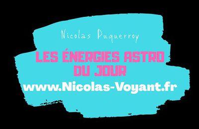 Guidance Astro des énergies du week-end par votre voyant Nicolas Duquerroy