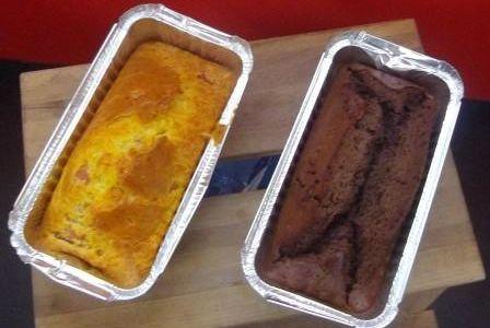 Des cakes pour la pré-rentrée.