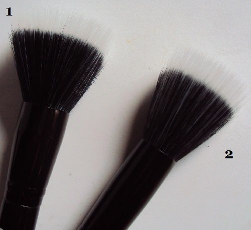 Stipple brush travel set de EyesLipsFace