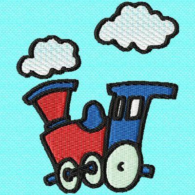 locomotive 3