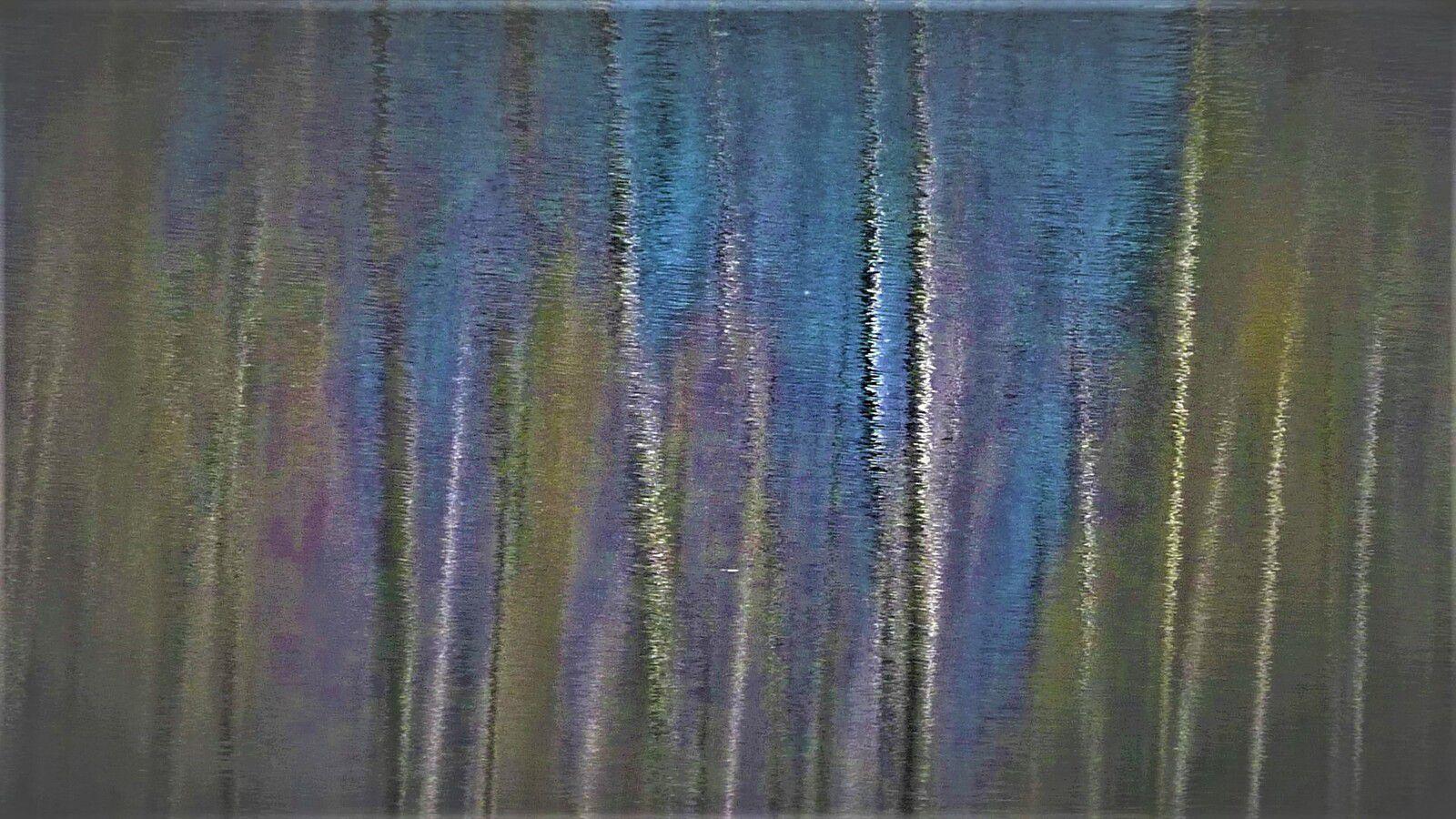 Brugger Loch - abstraktes Fotoobjekt