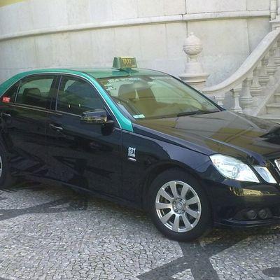Les taxis à Lisbonne