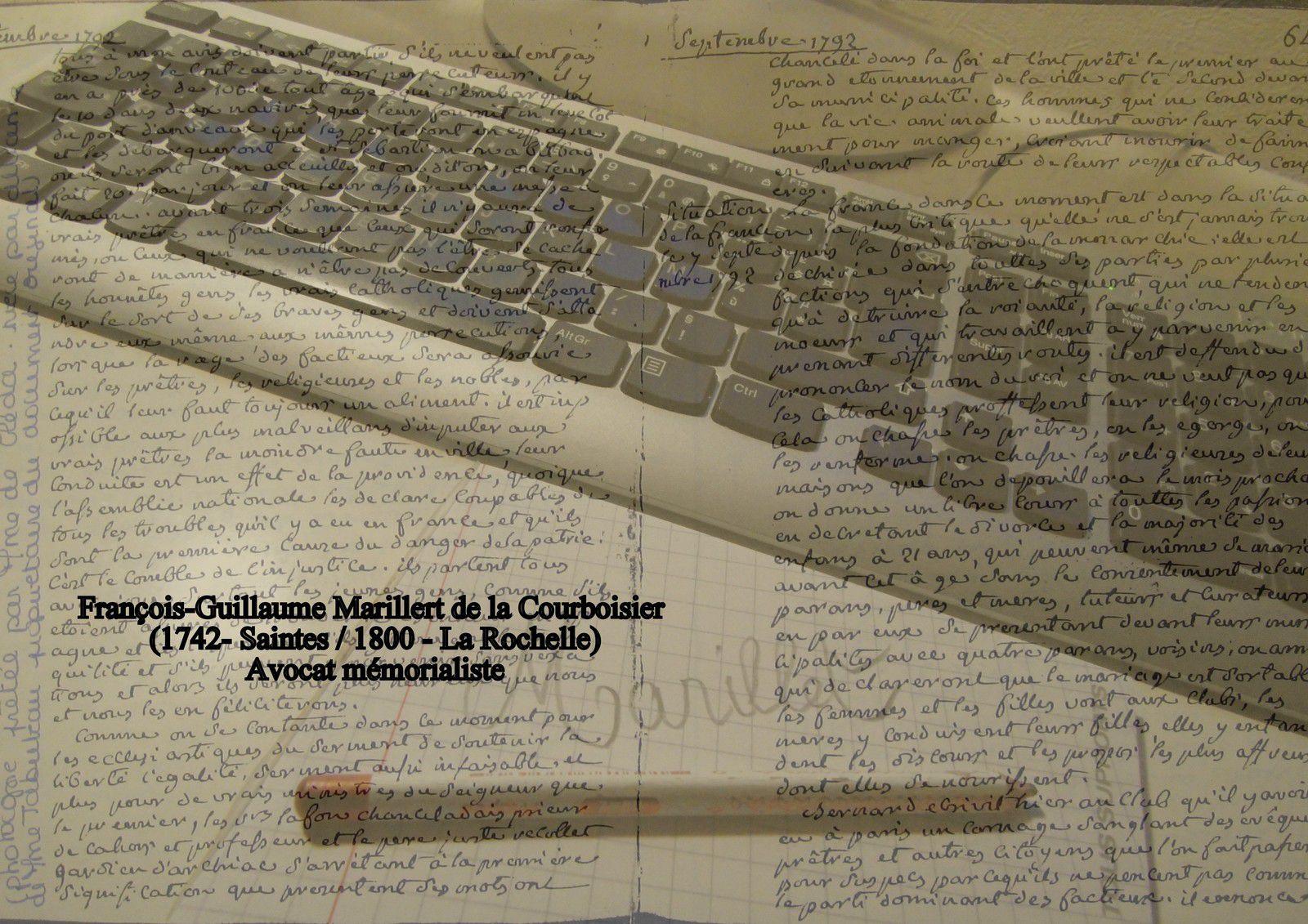 Du crayon de papier, souvent utilisé hors des documents officiels ou à conserver .... à notre plume d'oie moderne: Le clavier de l'ordinateur, sachant que j'utilise souvent, comme ces anciens, le crayon de papier.