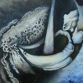 Tim Seaward painter France - VITRINART FRANCE