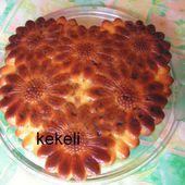 Gâteau au lait concentré sucré et chocolat - Le blog de kekeli