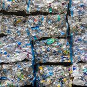 Les déchets plastiques en Corée