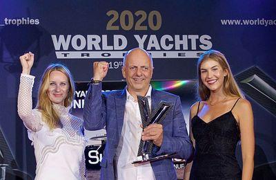 Interview vidéo - Sunreef Yachts remporte 2 World Yacht Trophies 2020 pour sa très forte dynamique