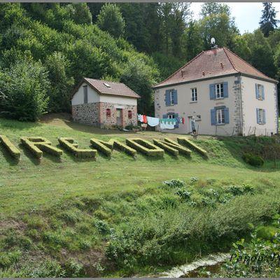 Miremont :Village Fleuri