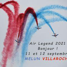 AIR LEGEND 2021 - chapitre 1