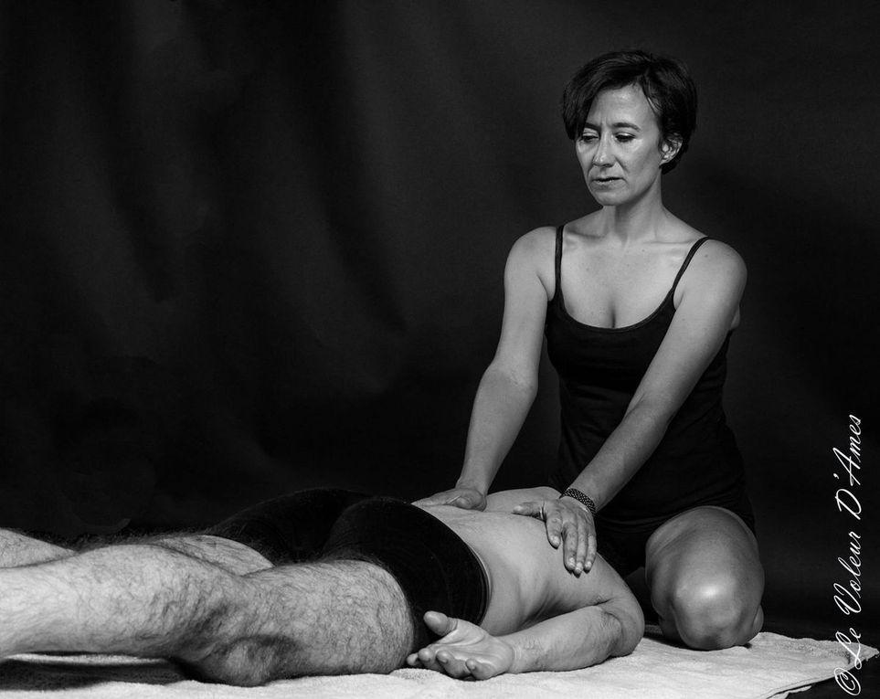 Virginie Ollivier, Le toucher du coeur, letoucherducoeur.fr, Protocole Edonis. Crédit photo Jérémy Martineau, Emile Aproyan
