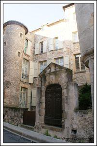 Quelques vieilles maisons à Brioude