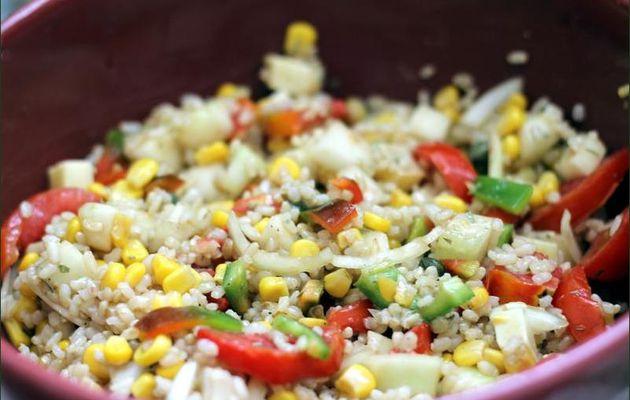 Salades d'avril 2012