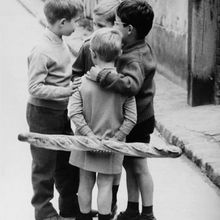 Gang of Paris France, 1950