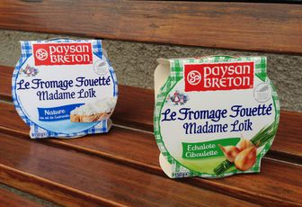 Le fromage Fouetté Madame Loik projet TRND