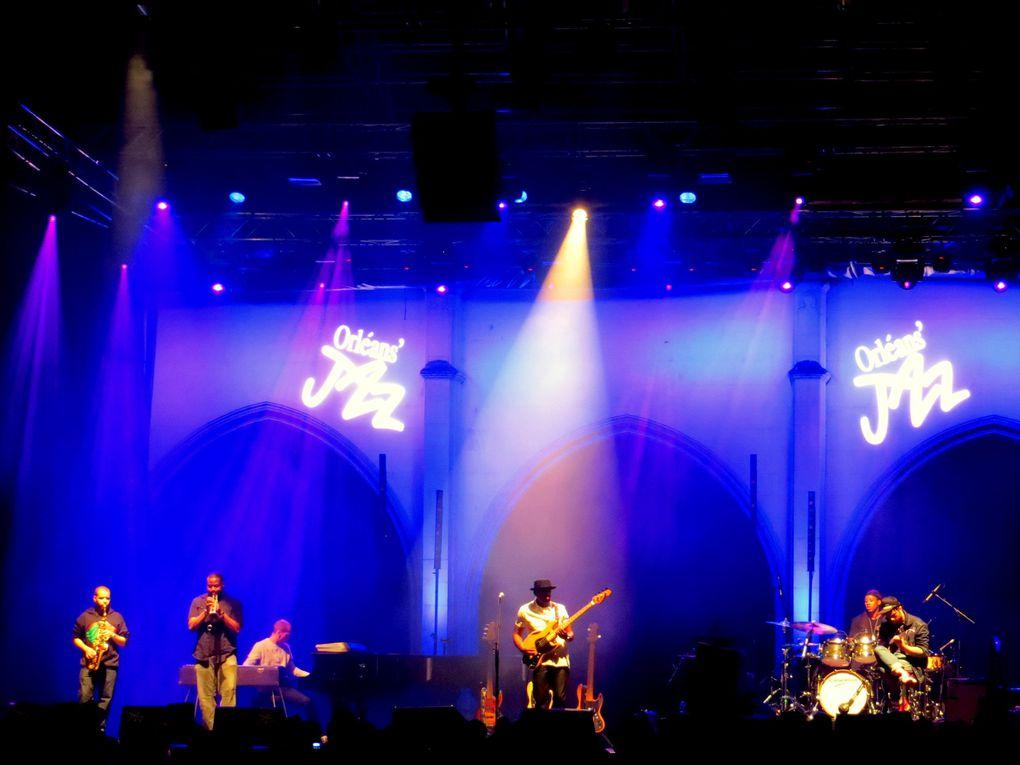 """Concert """"Best friends"""" programmé par Stéphane Kochoyan dans le cadre du Festival Orléans'Jazz 2013"""