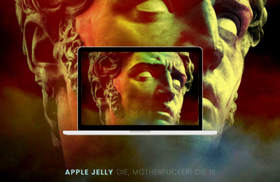Apple Jelly, le clip de Leaving 2020 (alternative version)