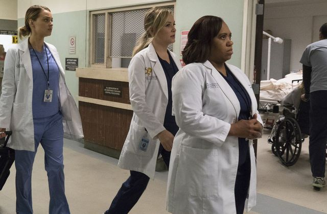 Critiques Séries : Grey's Anatomy. Saison 13. Episode 10.