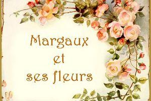 Margaux et ses fleurs - abonnement de juin et récup !