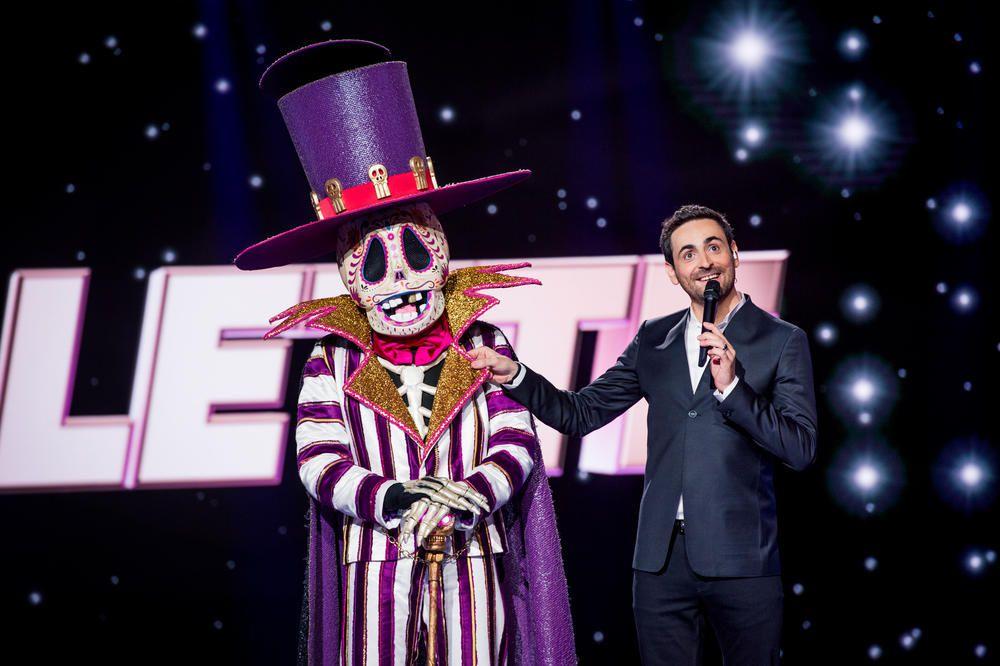 """""""Mask Singer"""" (© TF1/Christophe Chevalin)"""