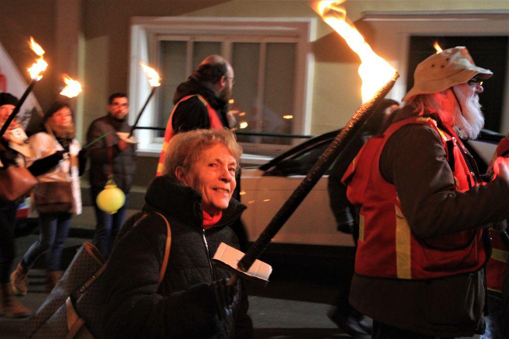 23.01.2020 Retraite aux flambeaux!