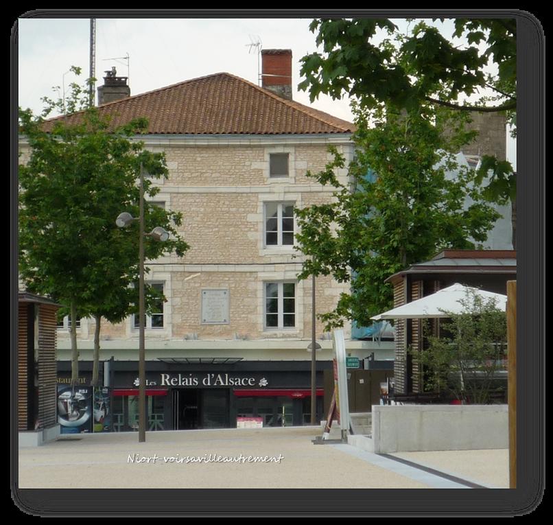 place St Jean - Pavillon Grapelli- Rue St André- rue des Martyres- rue de la Juiverie- rue Vieilles roses etc.