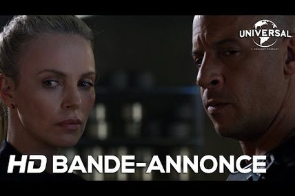 FAST AND FURIOUS 8, LA BANDE-ANNONCE !