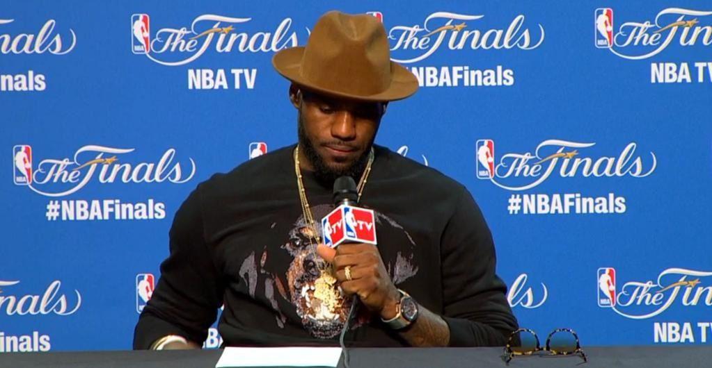 """LeBron James: """"On a encore beaucoup à apprendre"""""""