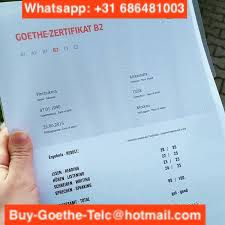 Whatsapp: +31 686481003) How to Buy authentic German Goethe b2 certificate online without test in Berlin, Hamburg, Munich, London. Sydney, Dubai, Paris, Hyderabad, Riyadh, Madrid, Rome (Buy-Goethe-Telc@hotmail.com