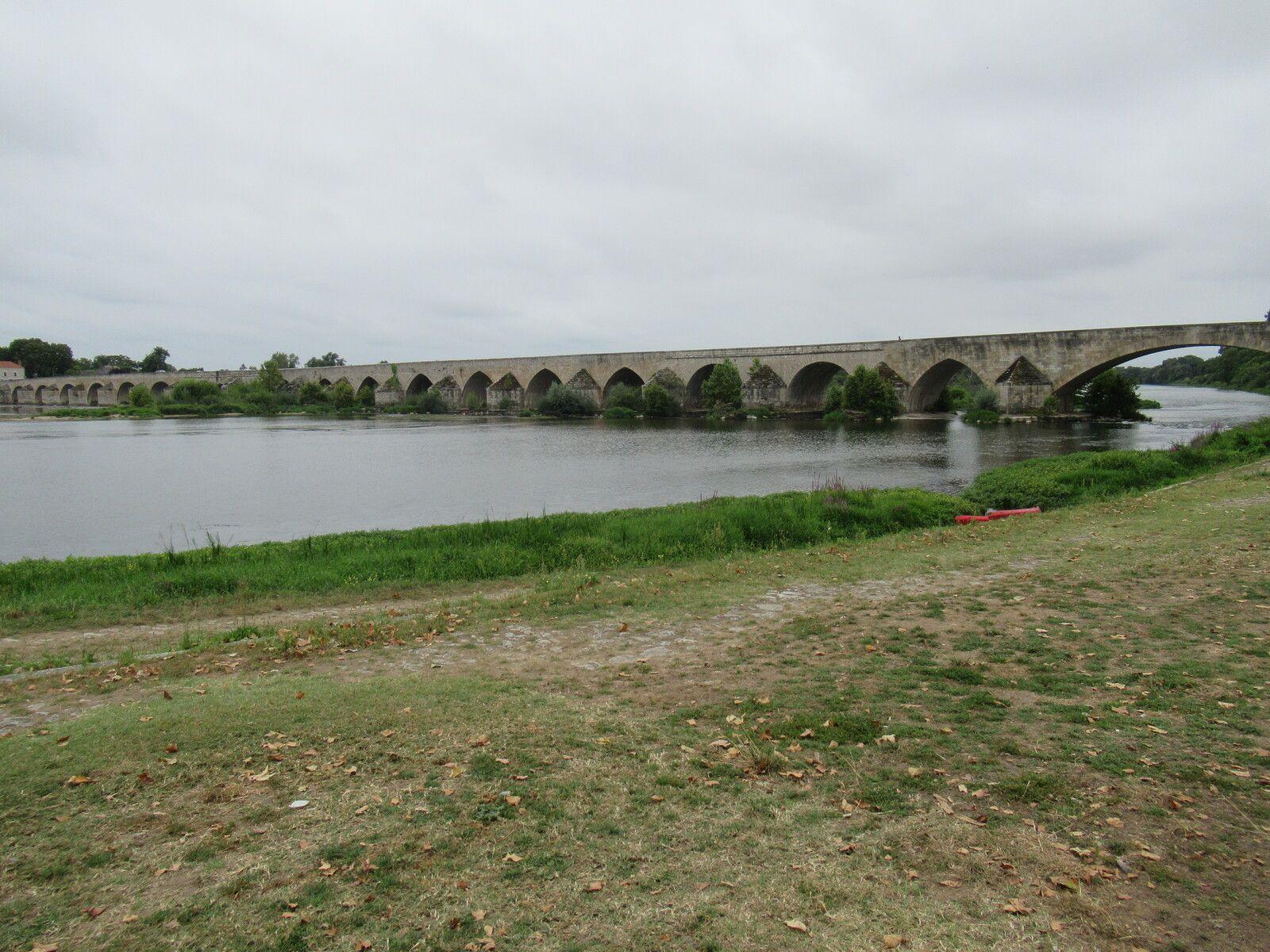 Le Centre-Val de Loire à vélo : Etape 10 - Cléry-Saint-André / Vineuil - 60,5 km