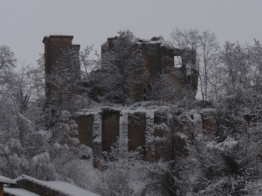 Album Photos - Montbrun sous la neige