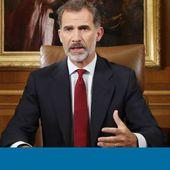Discurso completo del Rey sobre Cataluña