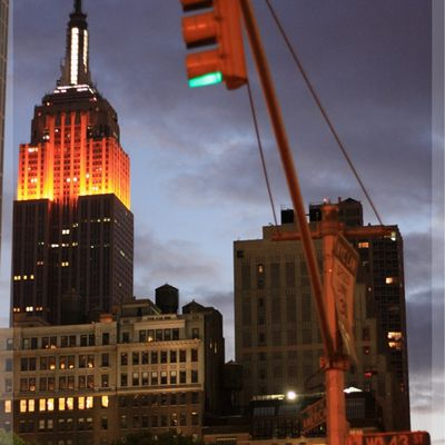 #19 FOR THE EMPIRE STATE OF MIND