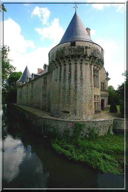 Diaporama chastel GAILHART à Dampierre sur Boutonne