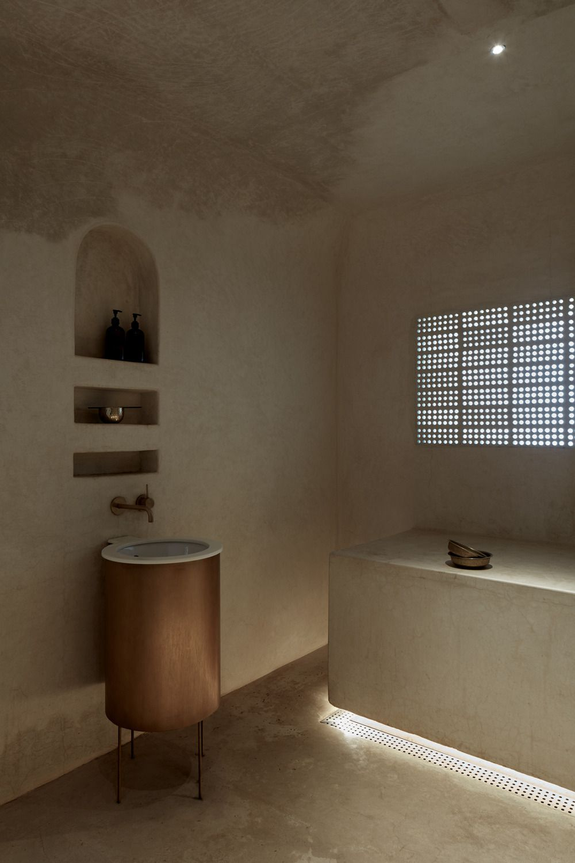 ZAAZ WELLNESS & BEAUTY SPA IN DUBAI, BY VSHD DESIGN