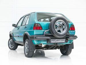 Volkswagen Up! Country