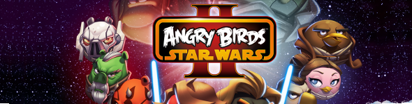 Angry Birds Star wars 2.