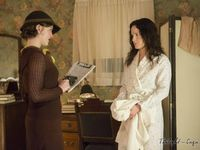 "Elizabeth Reaser dans ""Bonnie and Clyde"""