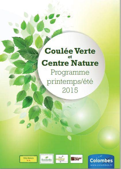 Centre Nature Coulée Verte Colombes