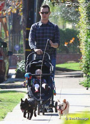 """La revue de presse des """"papas stars"""" : Colin Hanks, Vincent Defrasne, la famille Beckham..."""