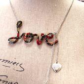 Le collier LOVE