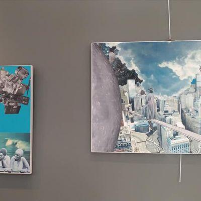 Nouvelle exposition au magasin Hugo Boss à Clermont-Ferrand